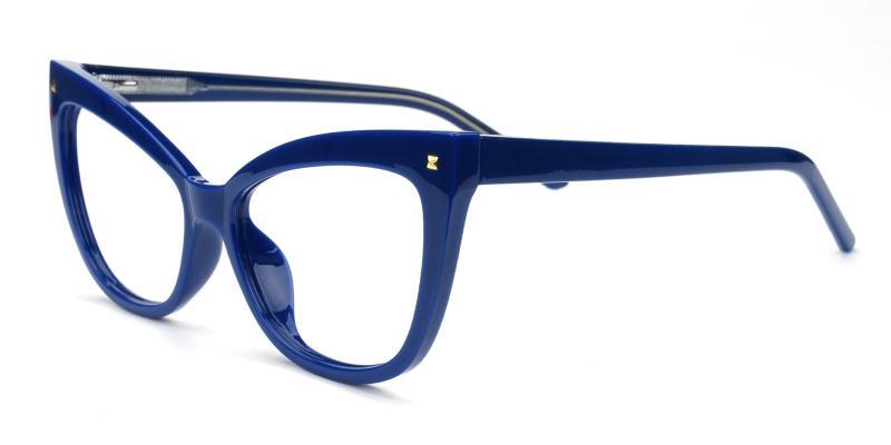 Alisha-Blue-Eyeglasses