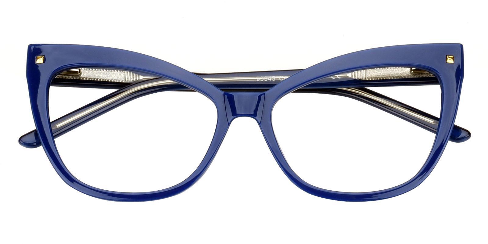 Alisha-Blue-Cat-Combination-Eyeglasses-detail