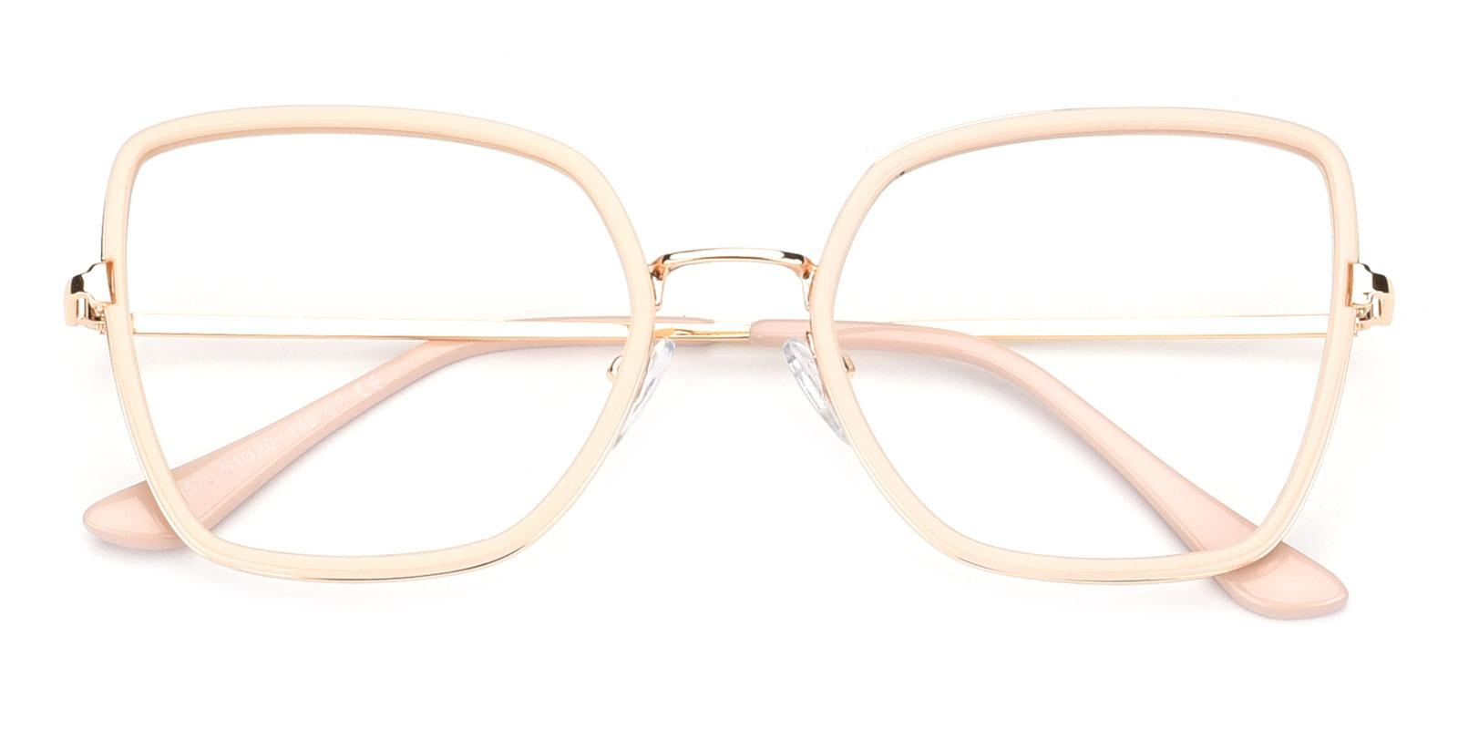 Fay-Brown-Geometric-Combination-Eyeglasses-detail