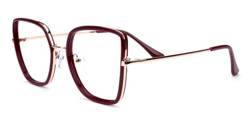 Fay-Red-Eyeglasses
