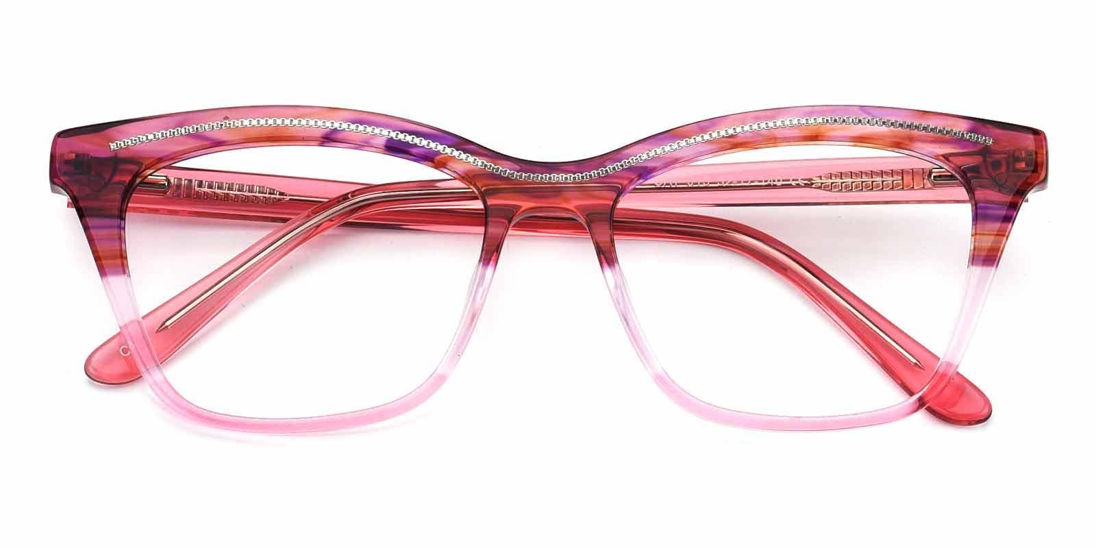 Tina-Red-Browline-Acetate-Eyeglasses-detail