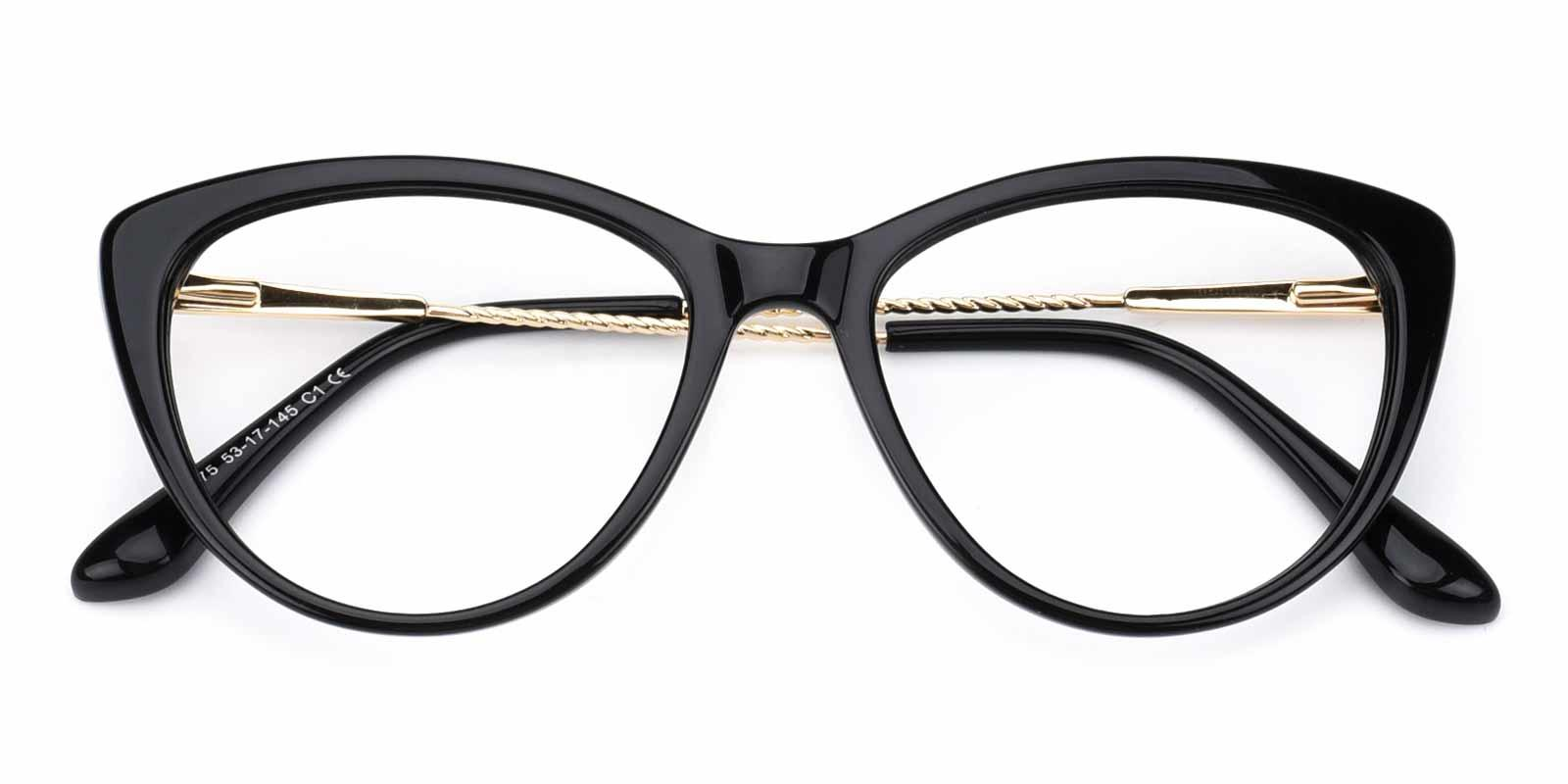 Valentine-Black-Cat-Combination-Eyeglasses-detail