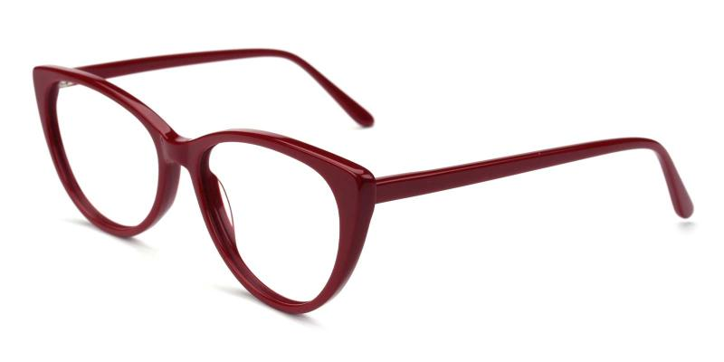 Law-Red-Eyeglasses