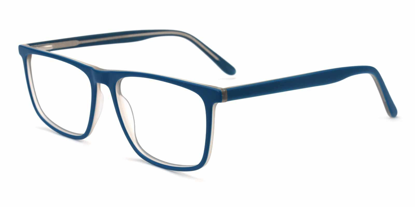 Barbar-Blue-Rectangle-Acetate-Eyeglasses-additional1