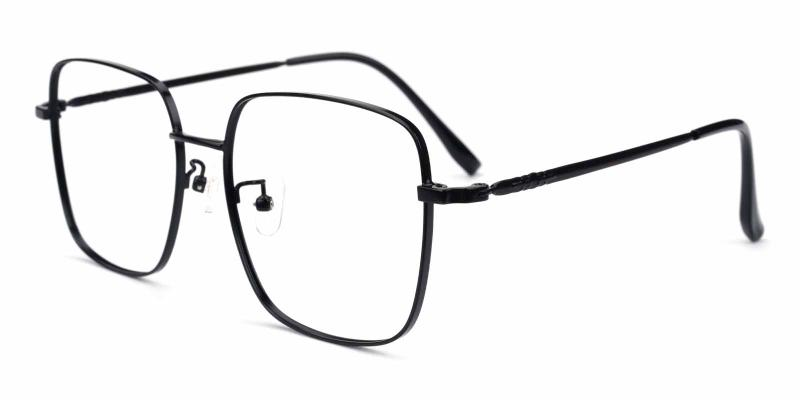 Kelly-Black-Eyeglasses