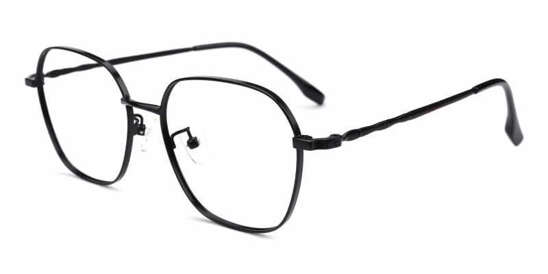 Aidan-Black-Eyeglasses