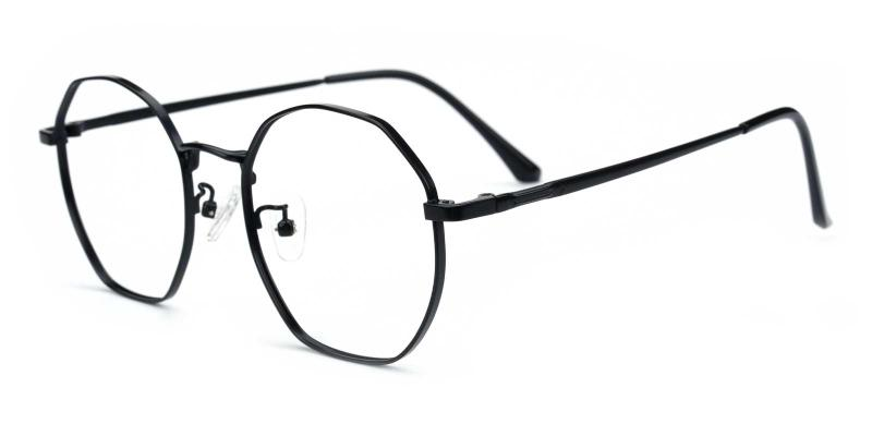 Loren-Black-Eyeglasses