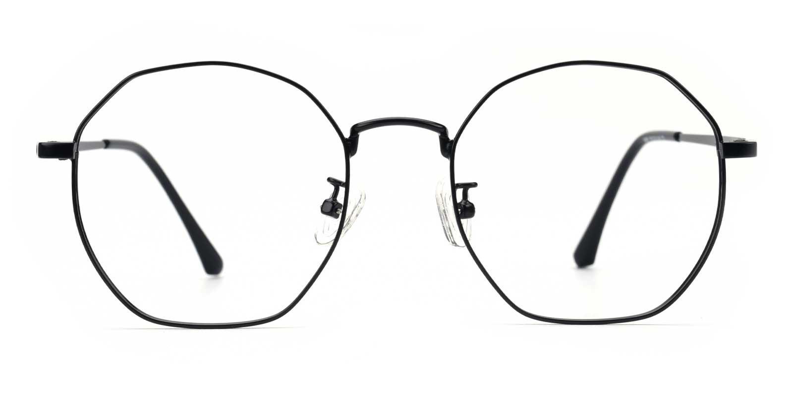 Loren-Black-Geometric-Metal-Eyeglasses-additional2