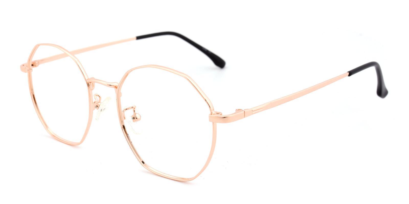 Loren-Gold-Geometric-Metal-Eyeglasses-additional1