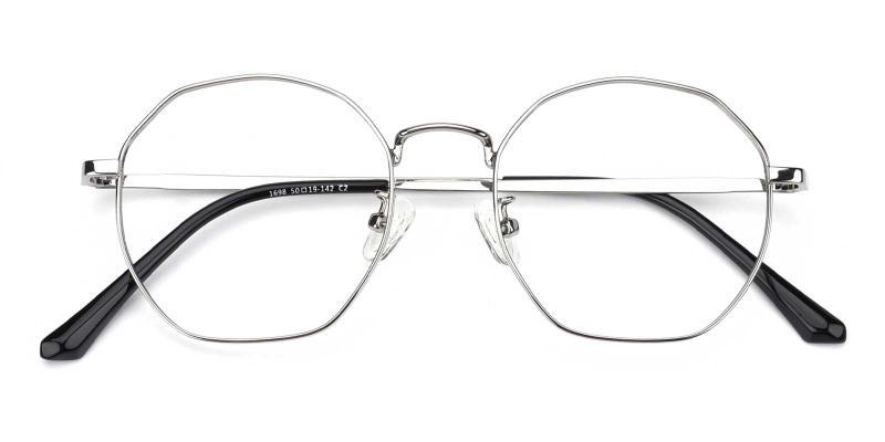 Loren-Silver-Eyeglasses