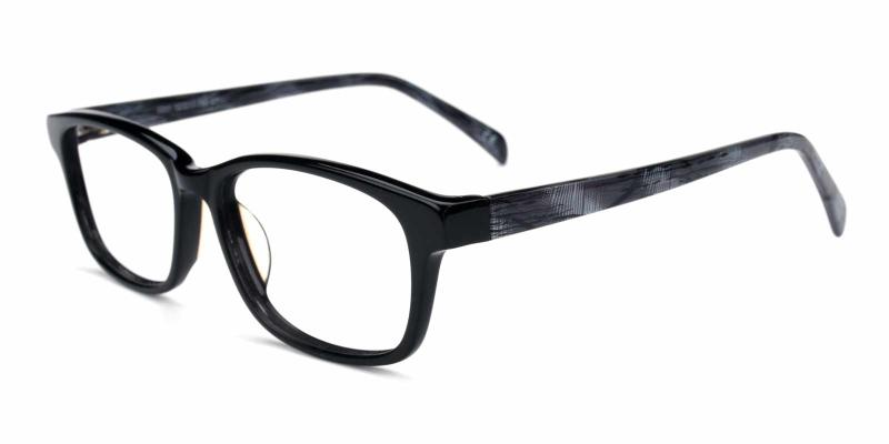 Carl-Black-Eyeglasses