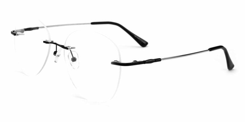 Abbet-Black-Eyeglasses