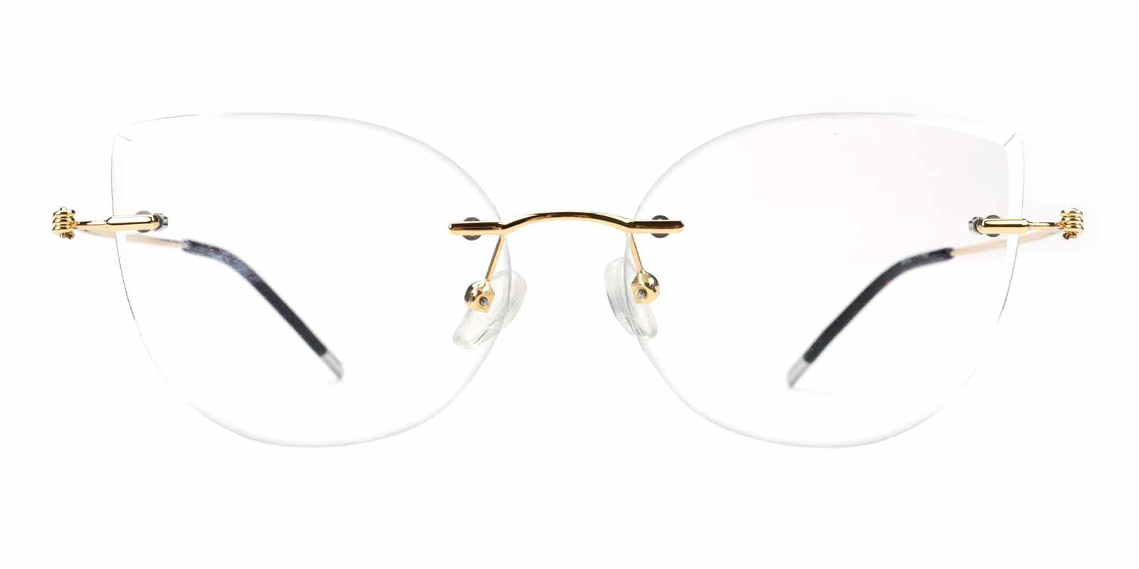 Jooye-Gold-Cat-Metal-Eyeglasses-detail
