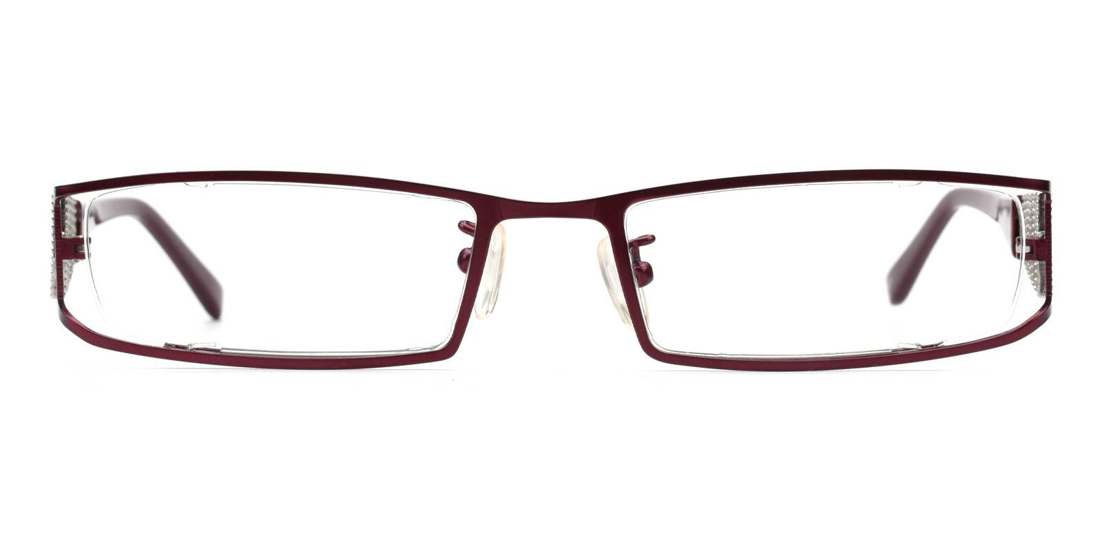 Akili-Red-Rectangle-Metal-Eyeglasses-additional2