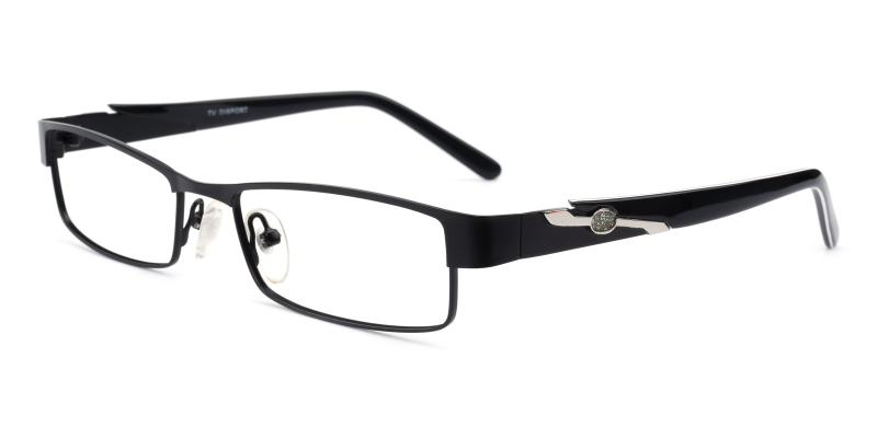 Paul-Black-Eyeglasses