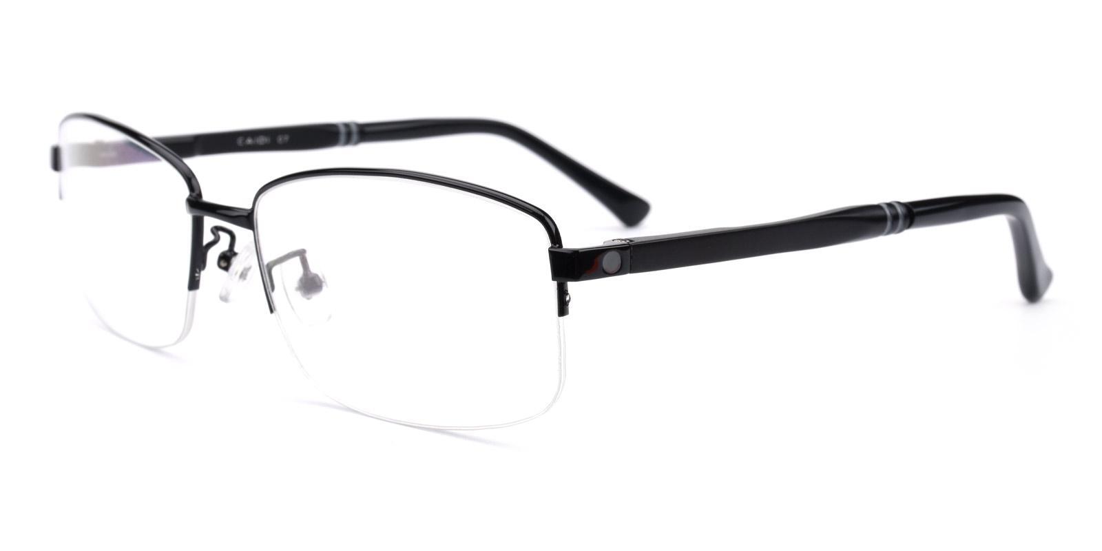 Karma-Black-Rectangle-Metal-Eyeglasses-additional1
