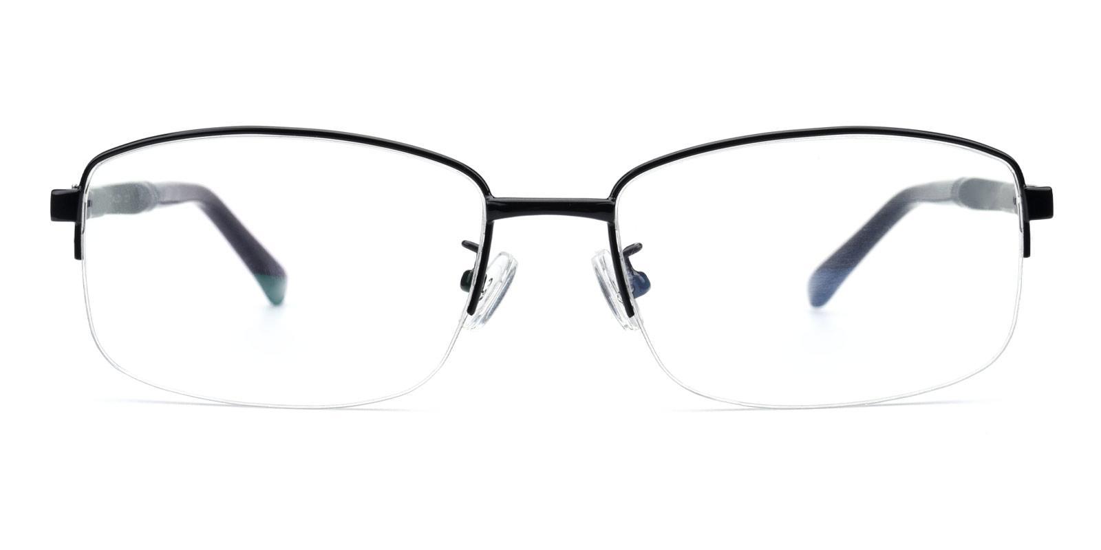 Karma-Black-Rectangle-Metal-Eyeglasses-additional2