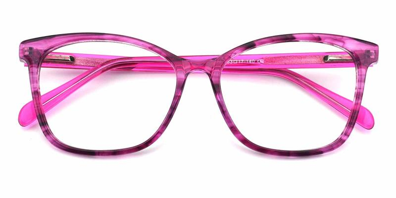 Poppy-Pink-Eyeglasses