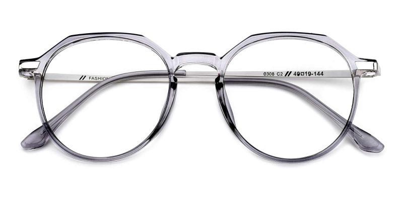 Camellia-Gray-Eyeglasses