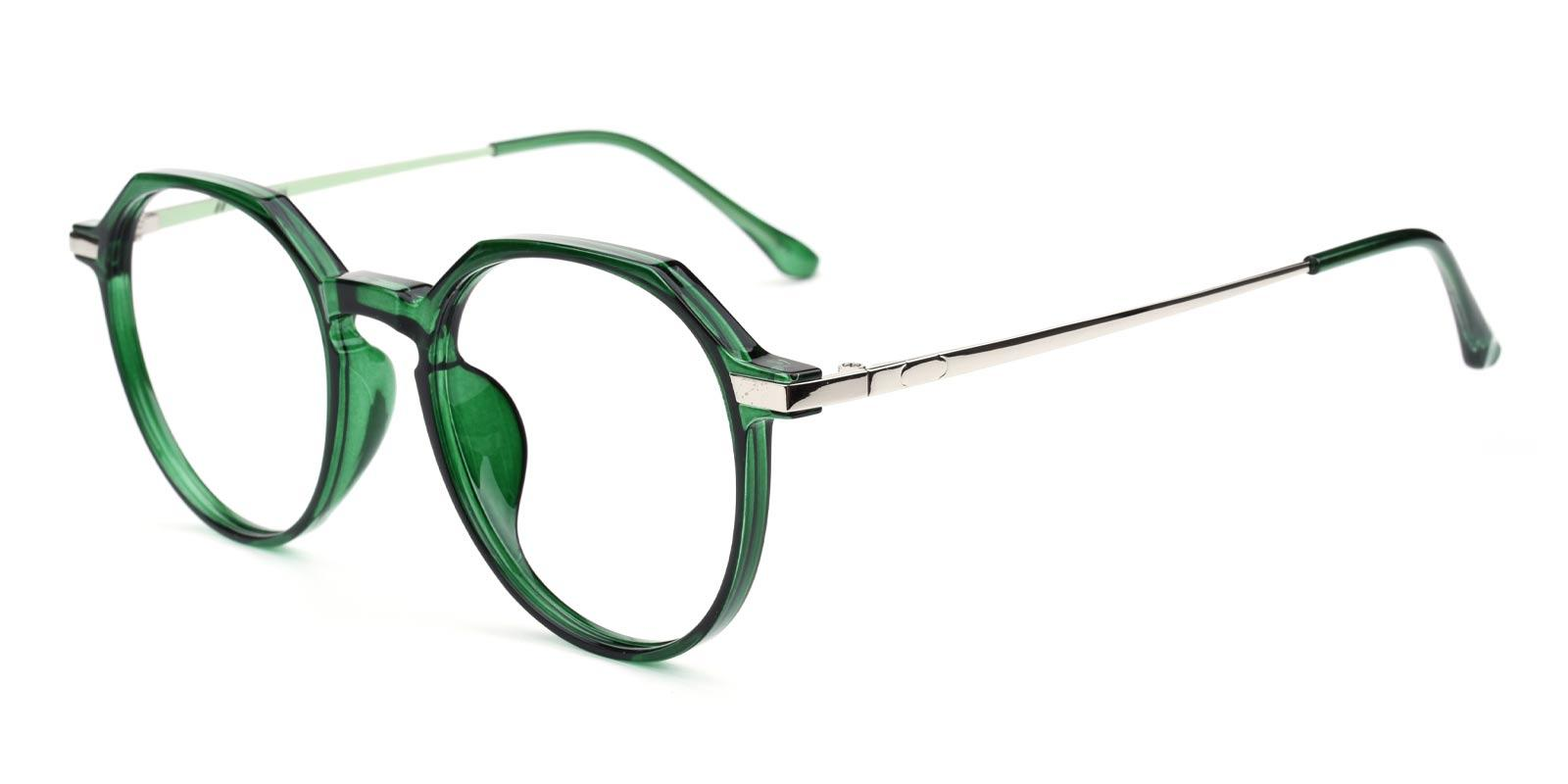 Camellia-Green-Round-Combination-Eyeglasses-additional1