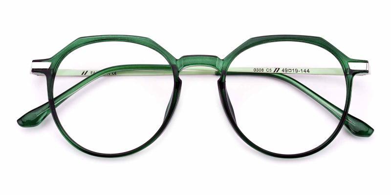 Camellia-Green-Eyeglasses