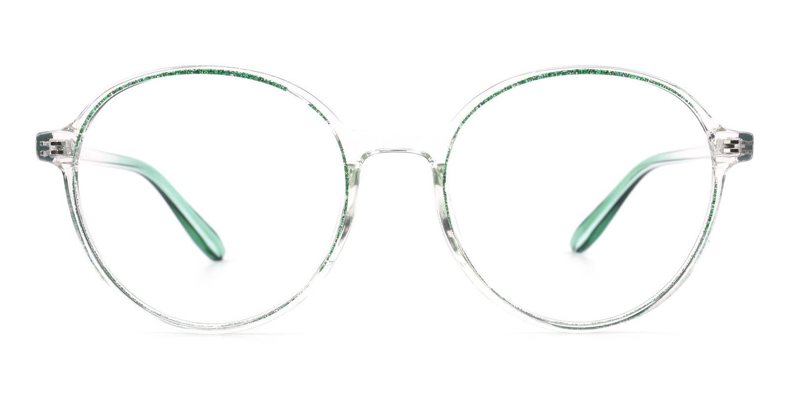 Iride-Green-Round-Acetate-Eyeglasses-detail