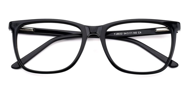 Genter-Black-Eyeglasses