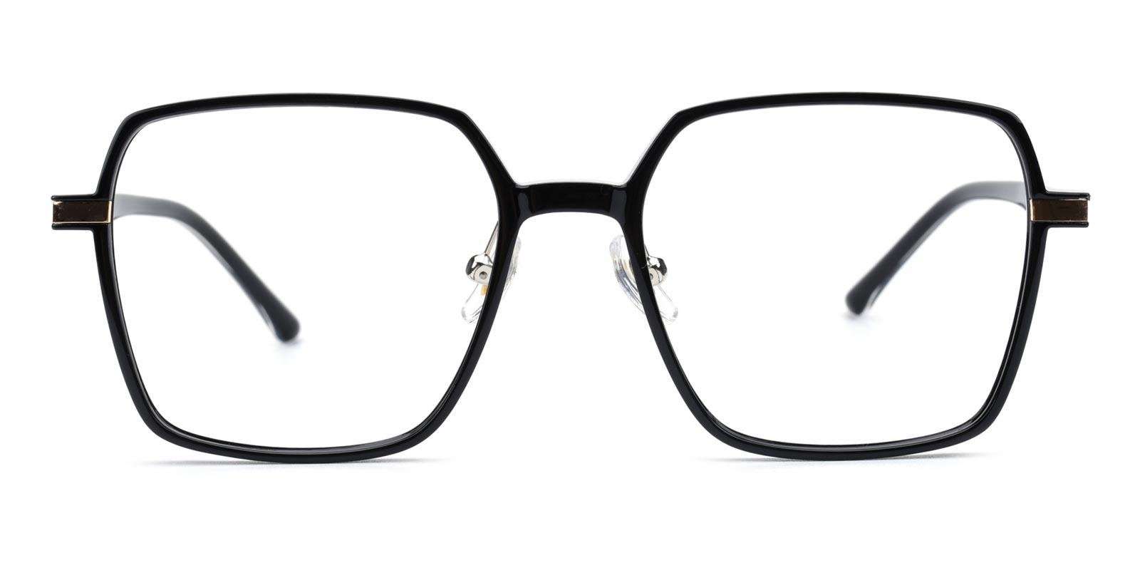 Decent-Black-Geometric-Acetate-Eyeglasses-additional2