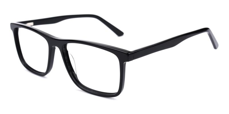 Tripper-Black-Eyeglasses