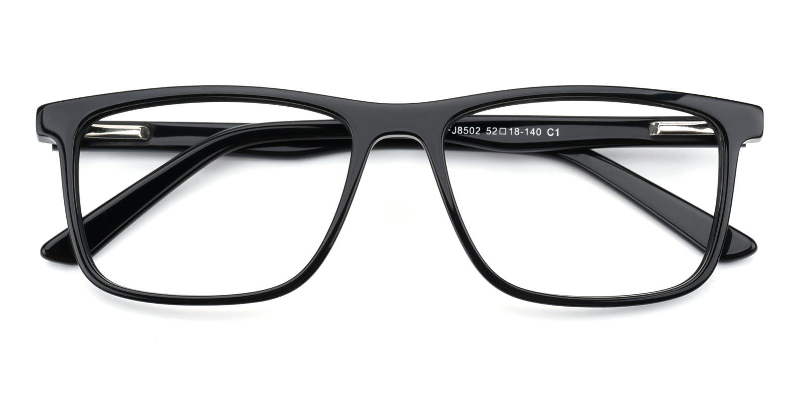 Tripper-Black-Square-Acetate-Eyeglasses-detail