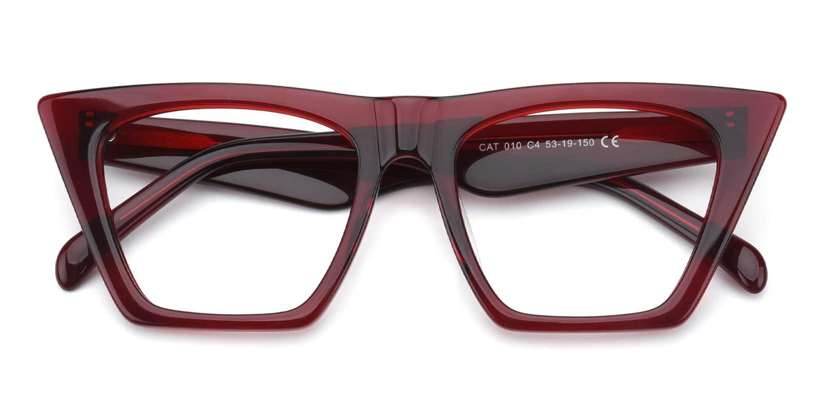 Alva-Red-Cat-Acetate-Eyeglasses-detail