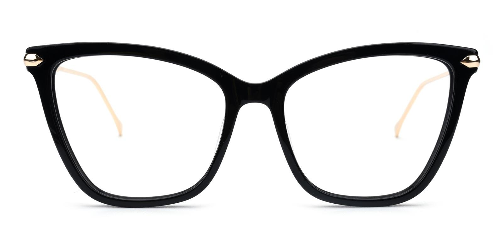Queenie-Black-Cat-Combination-Eyeglasses-detail
