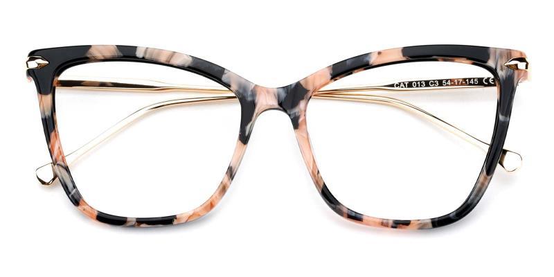 Queenie-Pink-Eyeglasses