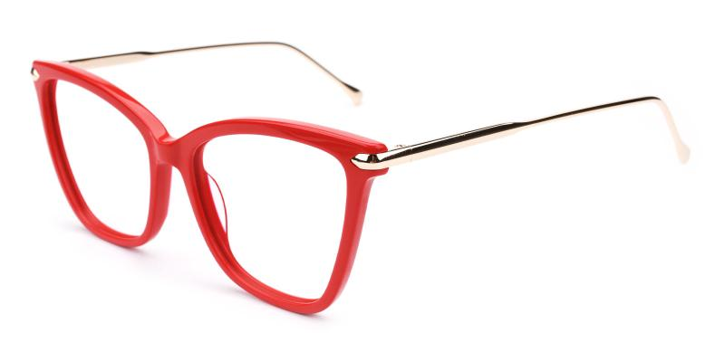 Queenie-Red-Eyeglasses