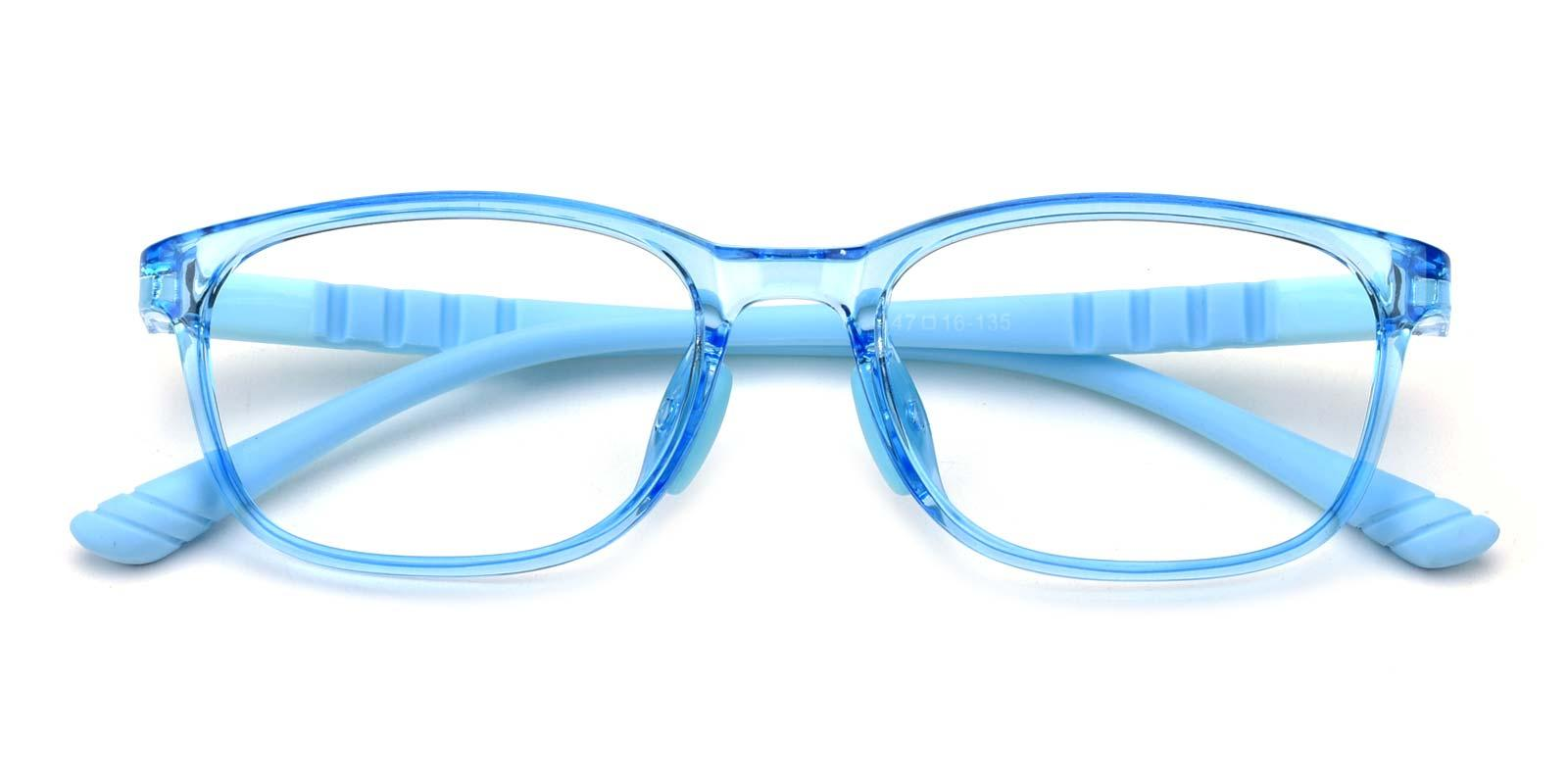 Adward-Blue-Rectangle-Combination-Eyeglasses-detail
