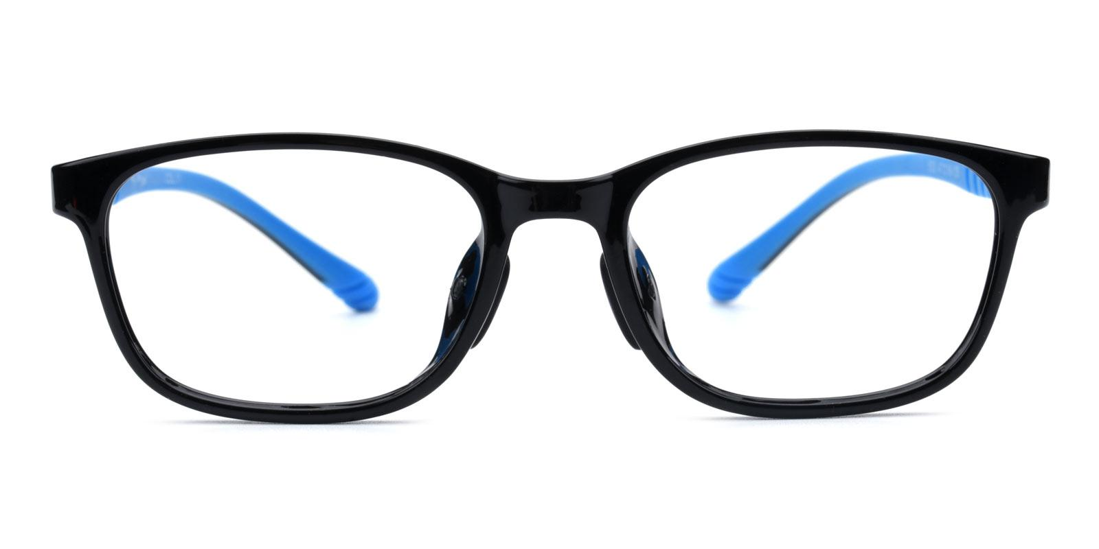 Adward-Multicolor-Rectangle-Combination-Eyeglasses-detail