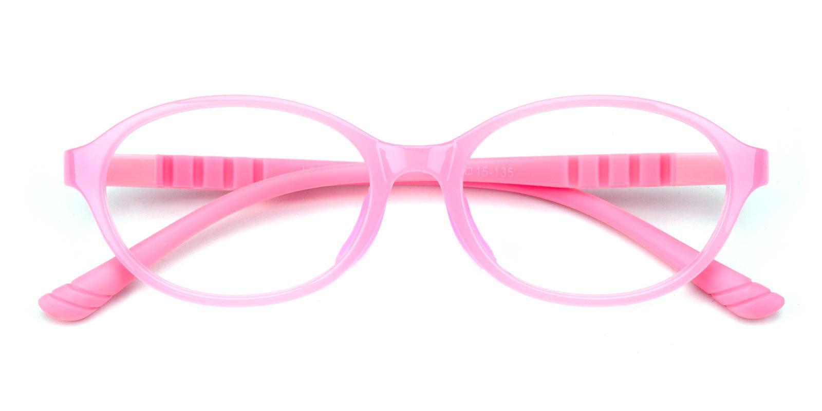 Charles-Pink-Oval-TR-Eyeglasses-detail