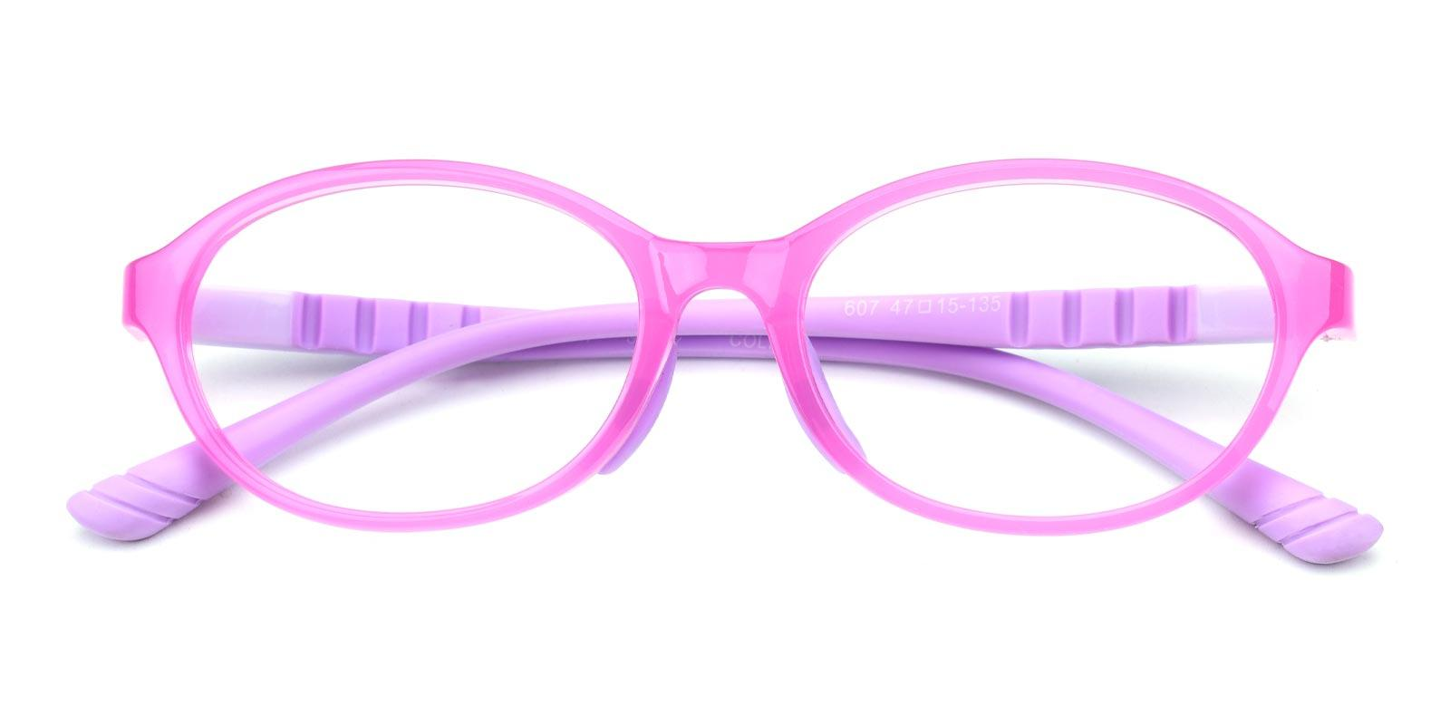 Charles-Purple-Oval-TR-Eyeglasses-detail