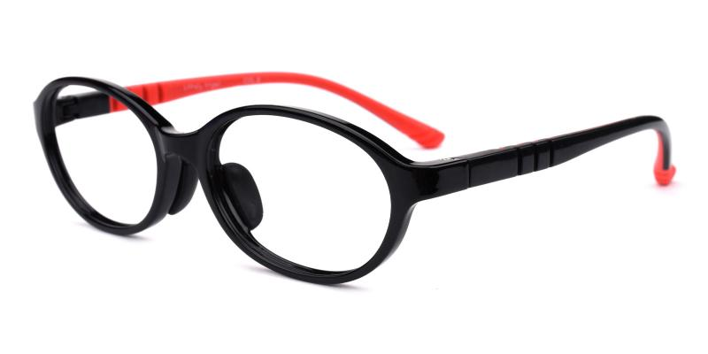 Charles-Red-Eyeglasses