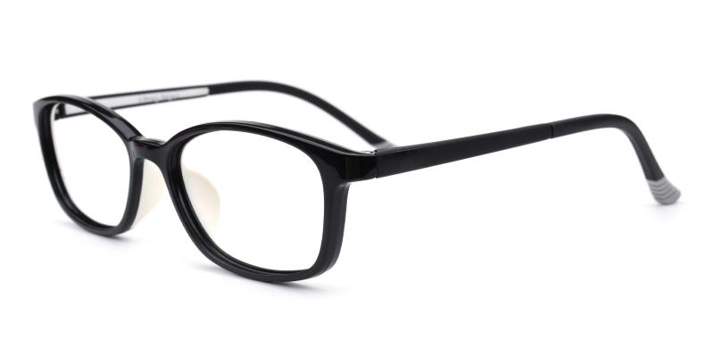 Taylor-Black-Eyeglasses