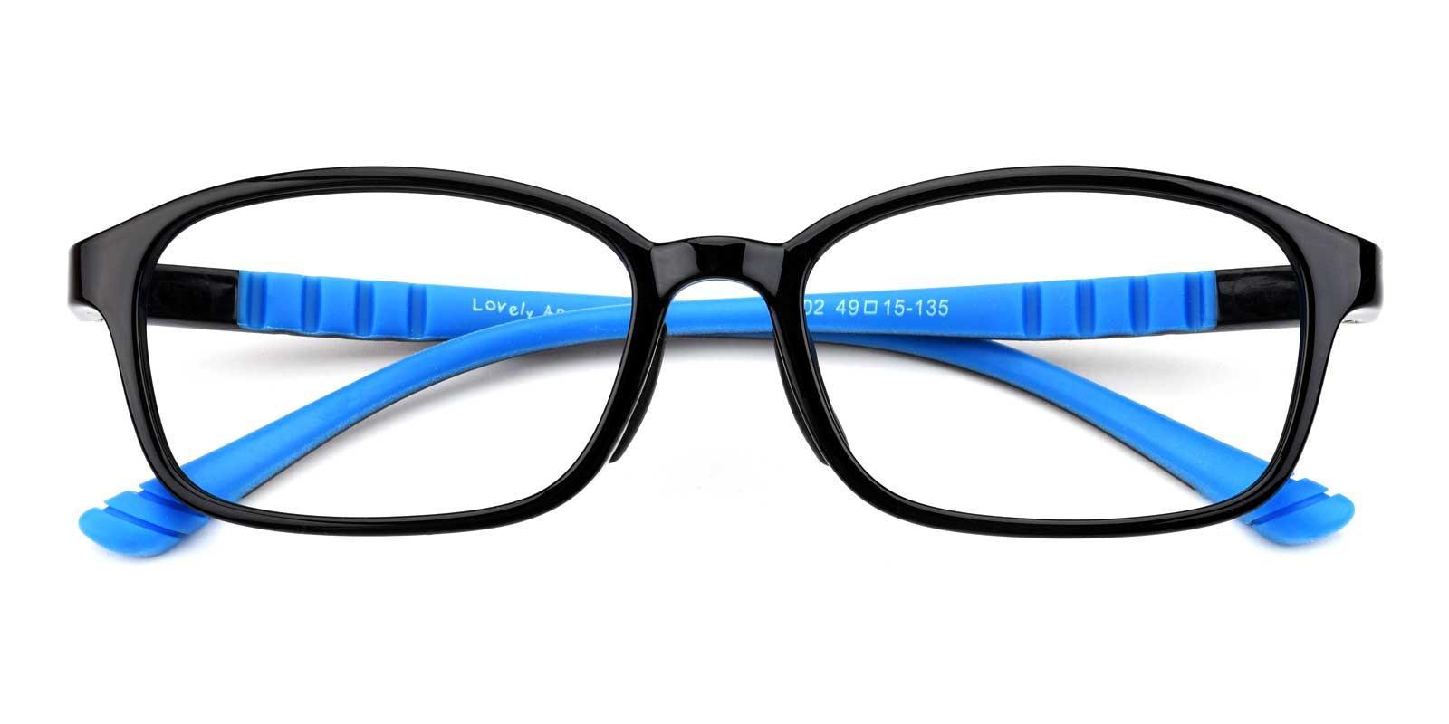 Kris-Blue-Rectangle-TR-Eyeglasses-detail