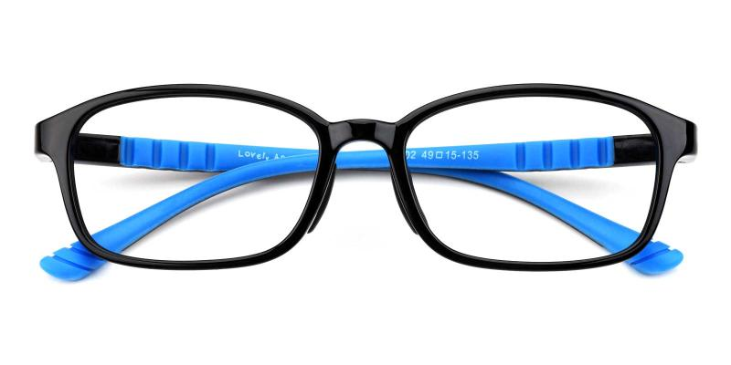 Kris-Blue-Eyeglasses