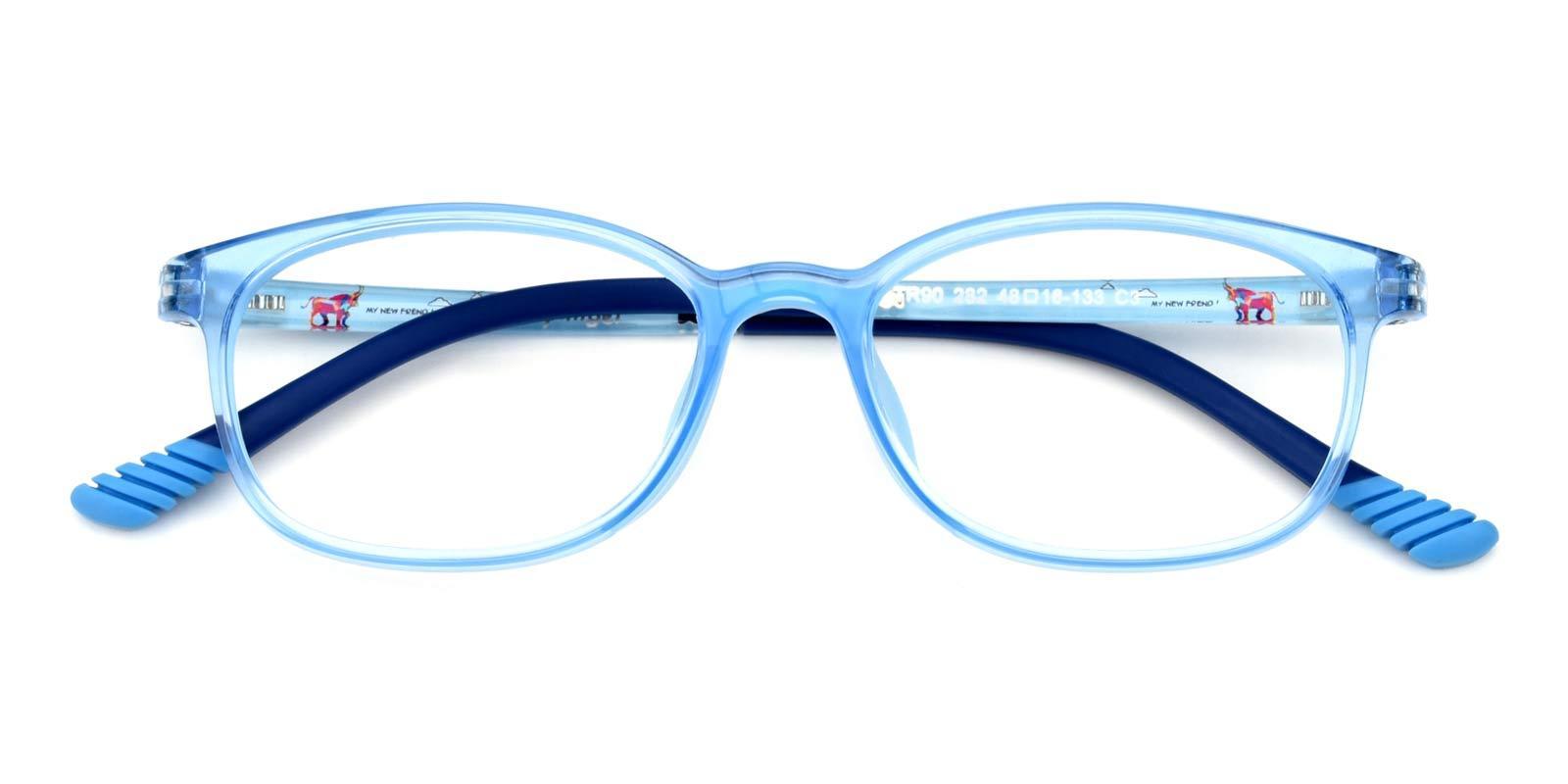 Yvonne-Blue-Oval-TR-Eyeglasses-detail