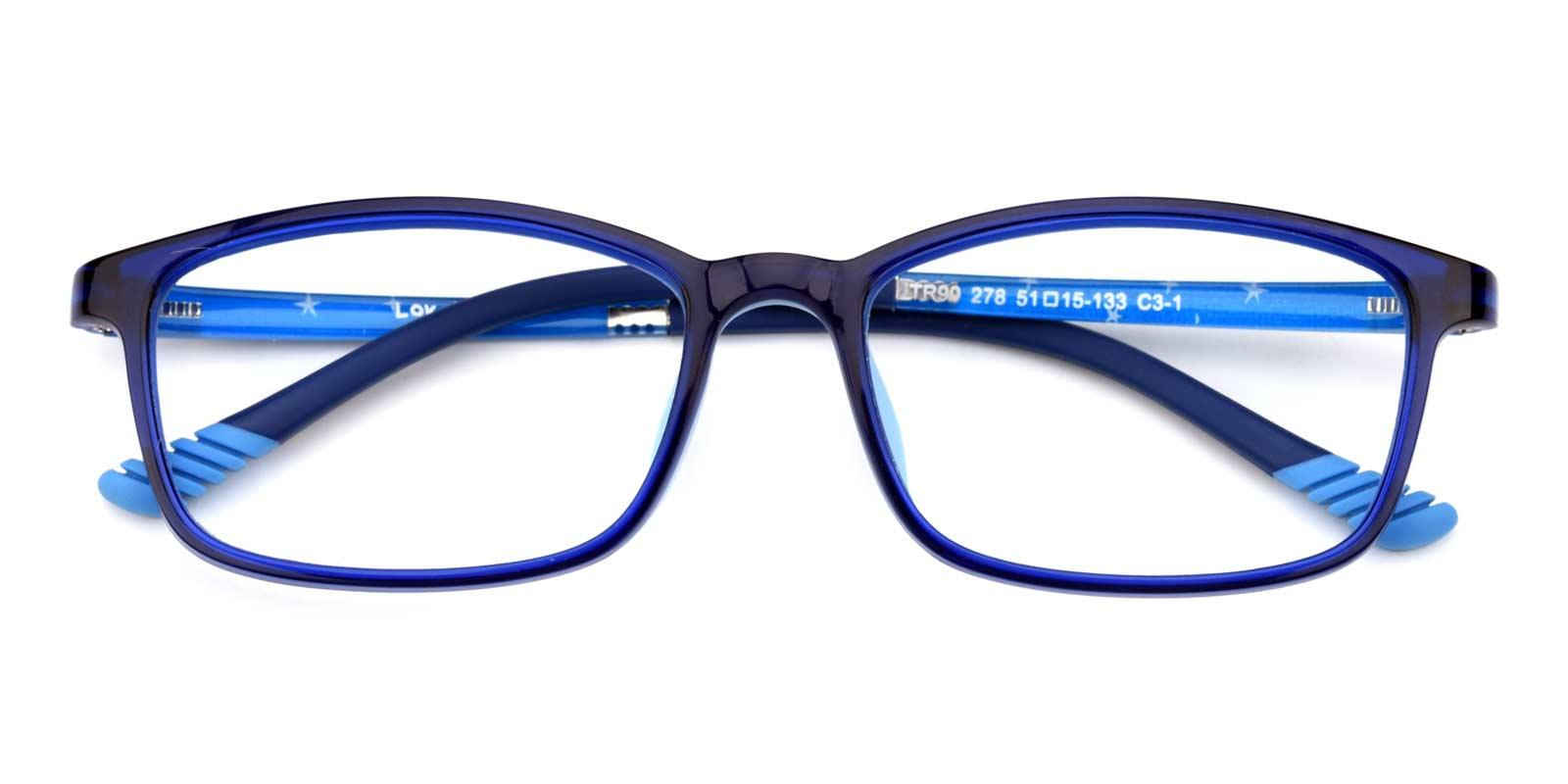 Autum-Blue-Rectangle-TR-Eyeglasses-detail