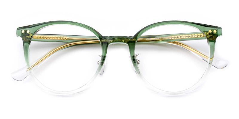 Adonia-Green-Eyeglasses