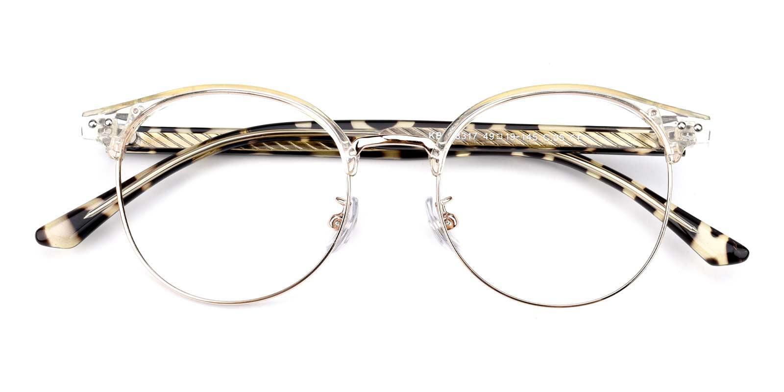 Badia-Tortoise-Browline-Combination-Eyeglasses-detail
