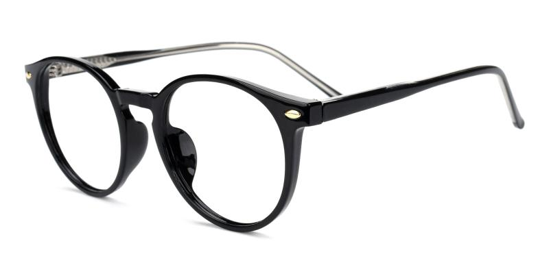 Cain-Black-Eyeglasses