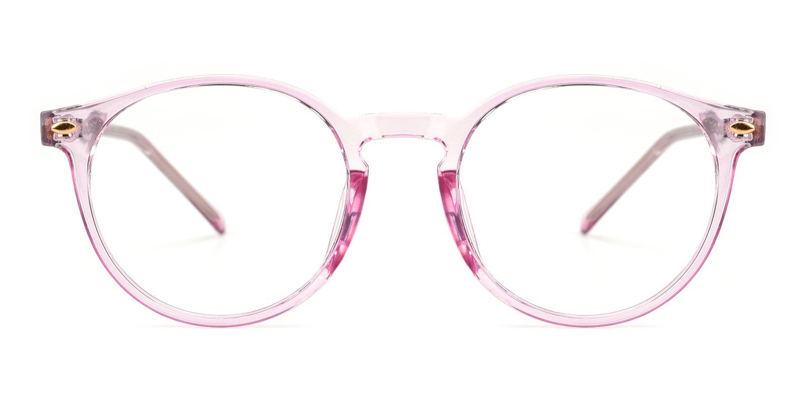 Cain-Pink-Round-TR-Eyeglasses-detail