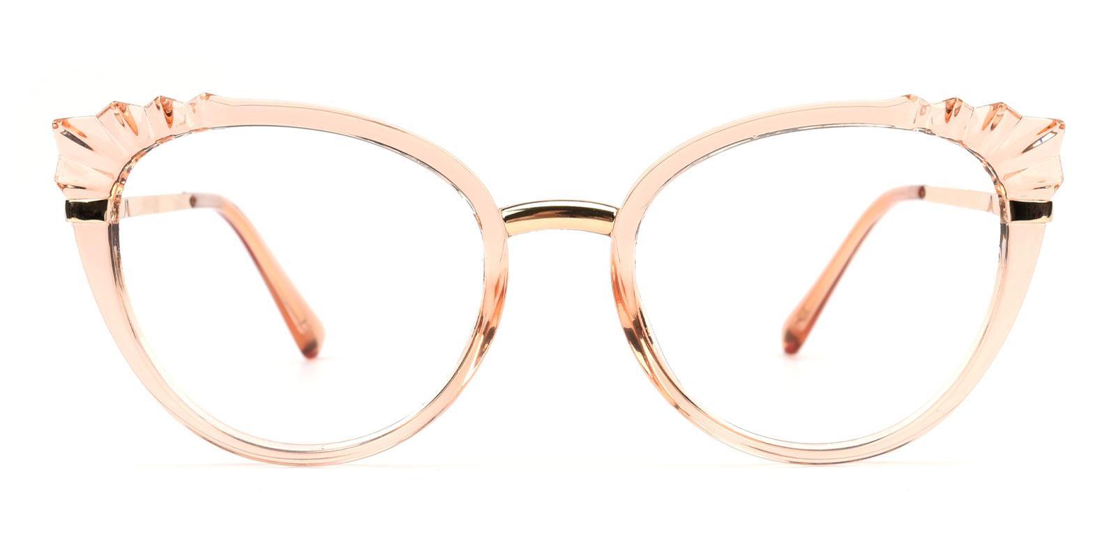 Damara-Orange-Cat-Combination-Eyeglasses-detail