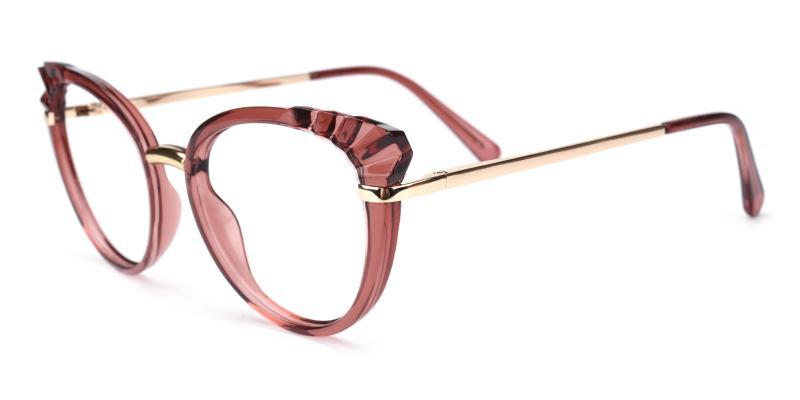 Damara-Red-Eyeglasses